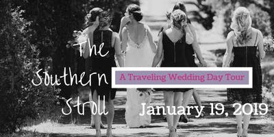 The Southern Stroll, A Traveling Wedding Day Tour (New Bern-Atlantic Beach)  January 2019