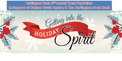 Burlington Dads 2nd Annual Xmas Fundraiser