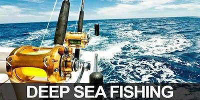 Deep Sea Fishin' in Charleston
