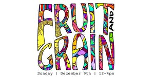 Fruit and Grain, a Beer and Cider Festival featuring...