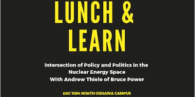 Lunch & Learn with Bruce Power
