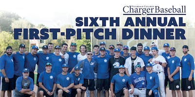 6th Annual Charger Baseball First Pitch Dinner and Silent Auction