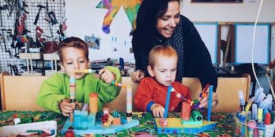 Ouder-kind Sinterklaasworkshop (peuters en kleuters)