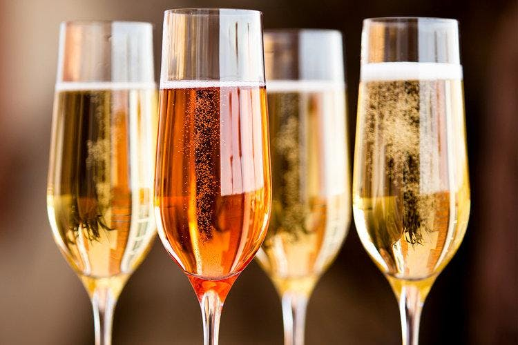 Iconic Sparkling Wine Dinner