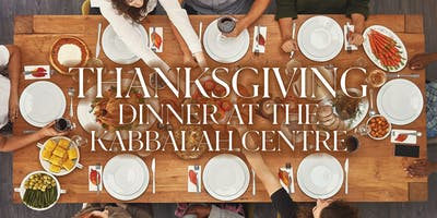Thanksgiving: Lecture and Dinner