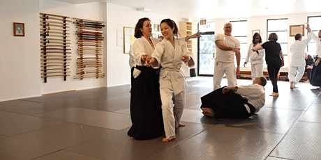Free monthly Intro class - Aikido 101 at Bond Street Dojo tickets