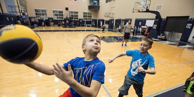 Grizzlies Holiday Basketball Camp presented by Nike