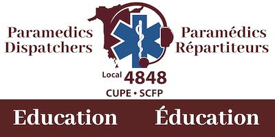 CUPE 4848 Education 2019 / SCFP 4848 Éducation 2019