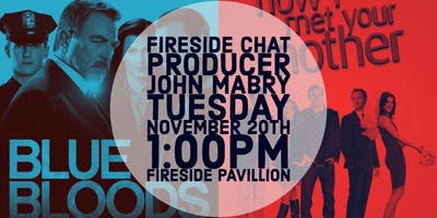 Fireside Chat: John Mabry (Blue Bloods, How I Met Your Mother)