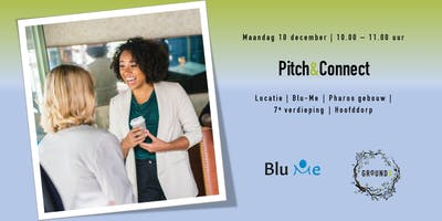 Pitch&Connect | Blu-Me | Hoofddorp