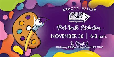 Brazos Valley Walk to End Alzheimer\