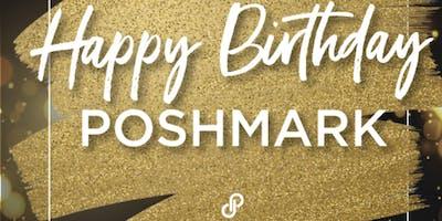 Poshmark turns 7 Birthday Party!