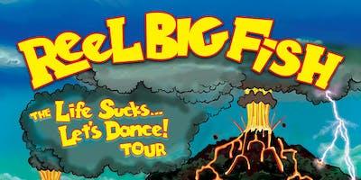 Reel Big Fish – The Life Sucks… Let's Dance! Tour @ Ace of Spades