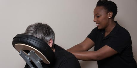 FREE TRIAL Corporate Chair Massage In Belfast (up to 20 miles radius) tickets