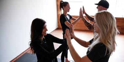 Mind-Body Training for Teachers: Self Care + MIMO™ Moving Meditation