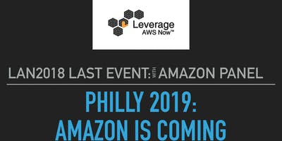 Philly 2019: Amazon is Coming.