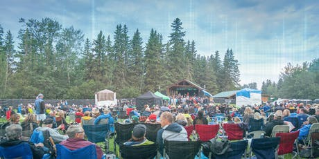 2019 Pigeon Lake Music Festival tickets