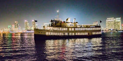 New Year S Eve Vip Dinner Cruise San Diego December Monday 31 2018