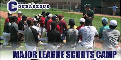 Annual Major League Scouts Camp