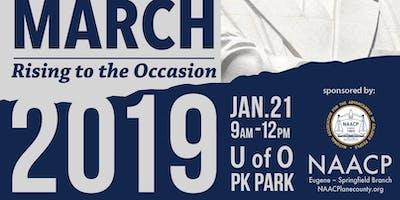 2019 NAACP MLK Jr. COMMUNITY MARCH!