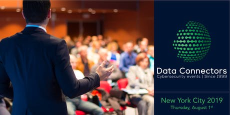 Data Connectors New York City Cybersecurity Conference 2019 tickets