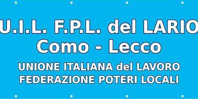Consiglio Territoriale UIL FPL del LARIO