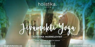 Jivamukti Yoga with Yohanna