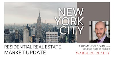 Never Talk Real Estate Alone- NYC Residential Real Estate Market Update