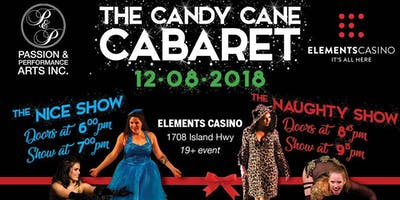 The Candy Cane Cabaret - Nice or Naughty Double Feature
