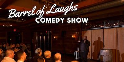 Barrel of Laughs Comedy Show