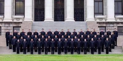 Texas A&M Singing Cadets Spring Tour Performance in Houston, TX- March 29, 20...