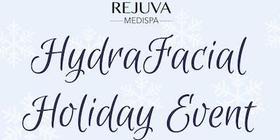 Rejuva Medi Spa-HydraFacial Holiday Event