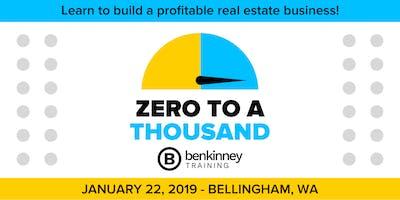 Zero to a Thousand - A Ben Kinney Training Event