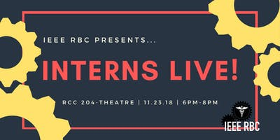 Interns Live !