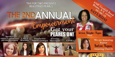 Tea For Two 2nd Annual Empowerment