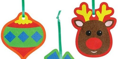 Christmas Craft @ Moss Vale Library