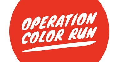 Operation Color Run - 5K Walk/Run - To benefit Operation Tango Mike
