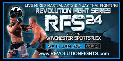 Revolution Fight Series 24