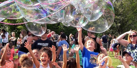 "190818- Free Bubble Festival at Hamburg's ""Kids Fest"" tickets"
