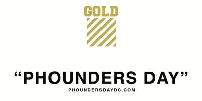 Phounders Day (6th Annual DMV Alpha Phounders Day Celebration)
