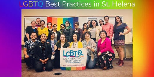 LGBTQ Best Practices in St. Helena