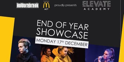 Elevate Academy End Of Year Showcase 2018