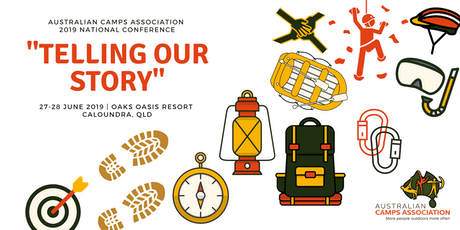 ACA National Conference 2019 - 'Telling Our Story' tickets