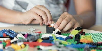 Lego Club at Gosford Library