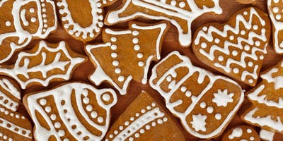 Gingerbread Christmas Tree Craft