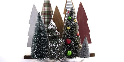 Christmas Decoration Workshop for Adults