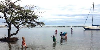 Coastal Climate Walk: Sea Level Rise