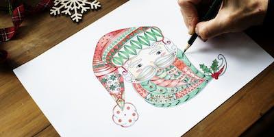 Christmas Decoration Workshop for Kids