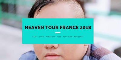 Heaven Tour Europe 2018 - Nice