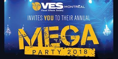VES Montreal Mega Party 2018